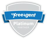 freeagent platinum partner badge website21