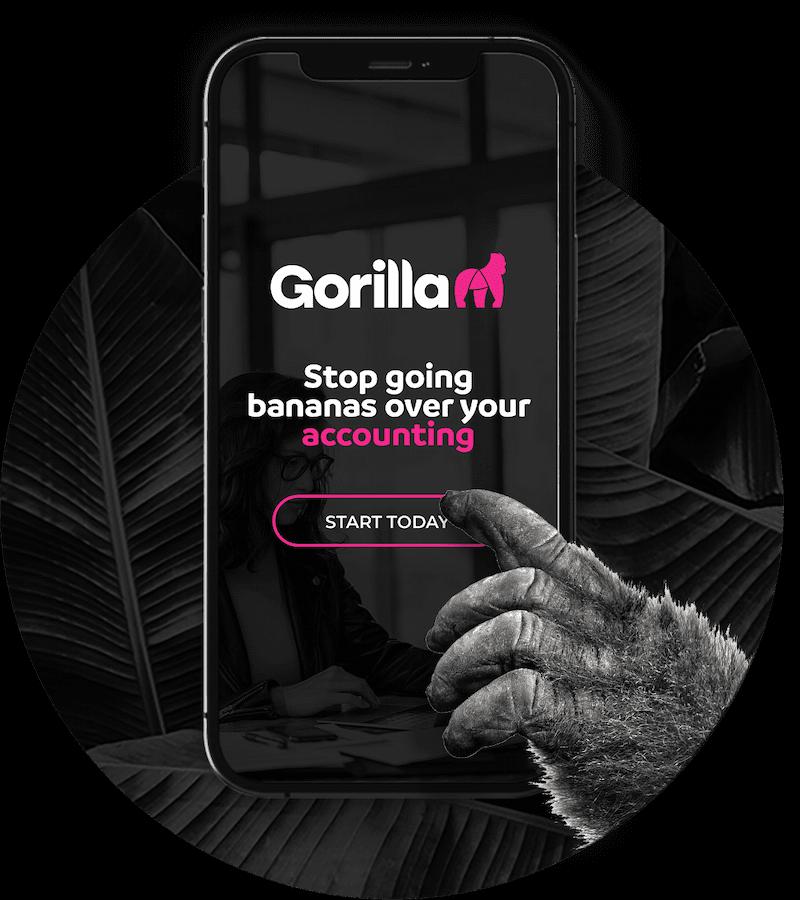 gorilla accounting app
