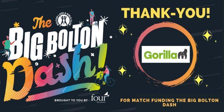 Bolton Dash Thank You 1